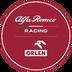 Alfa Romeo Racing ORLEN Fan Token's Logo